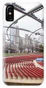 Pritzker Pavilion - Millennium Park IPhone Case