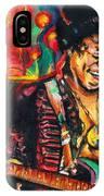 Purple Haze IPhone Case by Eric Dee
