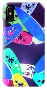 Purple Waters IPhone Case