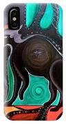 Pyewacket Noir IPhone Case
