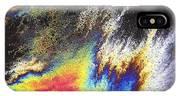 Rainbow Explosion IPhone X Case