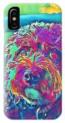 Rainbow Pup IPhone Case