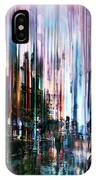 Rainy Street IPhone Case