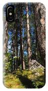 Red Pine Itasca IPhone Case