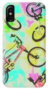 Retro Rides IPhone X Case