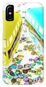 Retro Touring IPhone Case
