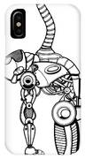 Robot Charging IPhone Case