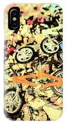 Rocky Racers IPhone X Case