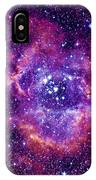 Rosetta Nebula IPhone X Case