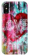 Saint Valentines Day IPhone Case