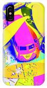 Seventies Surf Scenes IPhone X Case