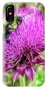 Sexuality In The Field Of Vision IPhone Case by Jeff Iverson