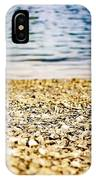 Shell Shocke IPhone Case