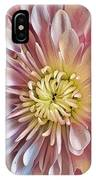 Simply Pink IPhone Case by Cindy Greenstein