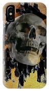 Skull - 9 IPhone Case