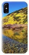 Snowmass Creek IPhone X Case