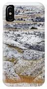 Snowy Dakota IPhone Case
