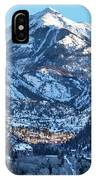 Spotlight On Ouray IPhone Case by Denise Bush
