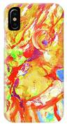 Spring Maiden IPhone Case