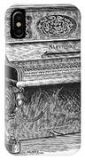 Steinway Piano, 1878 IPhone Case