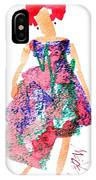 Strawberry Dress IPhone Case