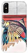 Street Art 15 Fc IPhone Case