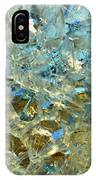 Structures  In Ice Two  IPhone Case