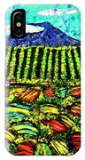 Sumatra Coffee Plantation IPhone X Case
