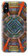 Summer Palace Ceiling IPhone Case