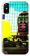 Summertime Downtown Lexington  IPhone Case by Rachel Maynard