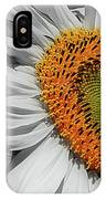 Sunflower And Shy Friend IPhone Case
