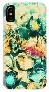 Synthetic Seas IPhone X Case