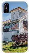 Tatanka Trading Post IPhone X Case
