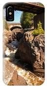 Temperance Bridges IPhone X Case