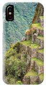 Terrace Above IPhone Case by Jon Exley