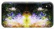 That Time We Woke Up Laughing In Claude Monet's Garden IPhone X Case