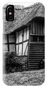 Thatched Watermill 2 IPhone Case