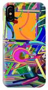 The Art Critic IPhone Case