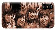 The Beatles Art  IPhone X Case