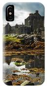 The Eilean Donan Castle IPhone Case