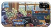 The Good Harvest Country Kitchen By Richard Pranke IPhone Case
