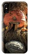 The Gords Are Ready For Autumn IPhone Case by Jeff Folger