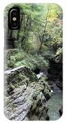 The Gorge Trail IPhone Case