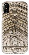 The Judgement Portal Of Notre Dame De Paris IPhone X Case