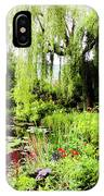 The Lily Pond Trail IPhone Case