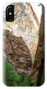 The Narrows Begin IPhone Case