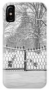 The North Gates IPhone Case by Kendall McKernon