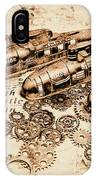 The Old Naval War Room IPhone Case