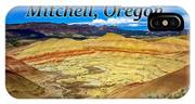 The Painted Hills Mitchell Oregon IPhone Case