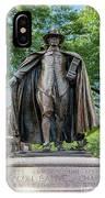 The Puritan Statue IPhone X Case